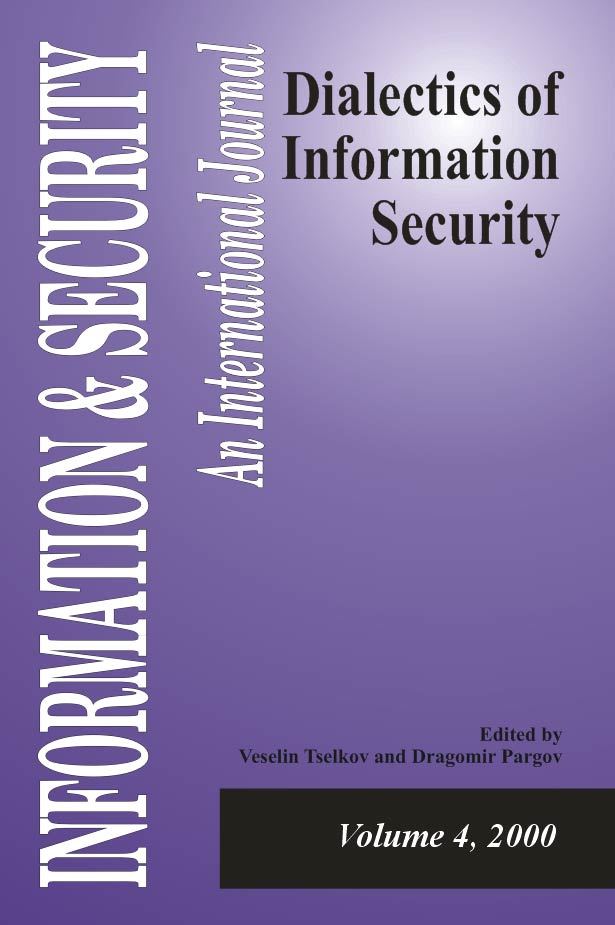 I&S 4: Dialectics of Information Security