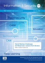 I&S 41: Hybrid Warfare Challenges and Responses: Lessons from Ukraine (cover)
